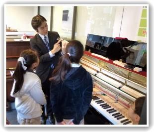 ピアノ調律・修理のイメージ
