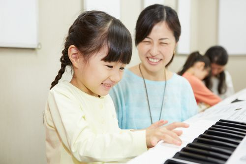 ヤマハ音楽教室のイメージ
